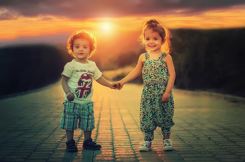 My children: the key to my heart